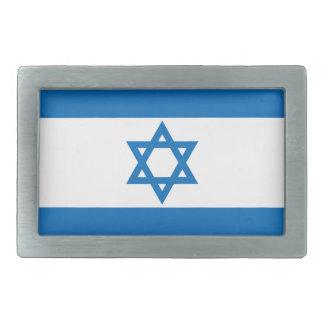 Bandera de Israel Hebilla Cinturón