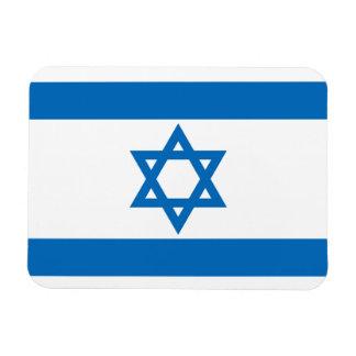 Bandera de Israel Imán Flexible