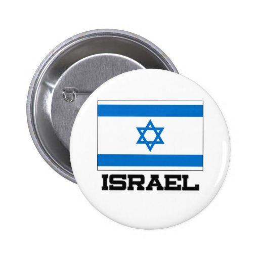 Bandera de Israel Pins