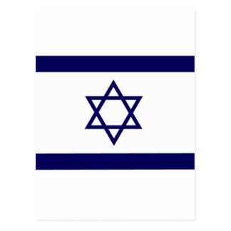 Bandera de Israel Postales