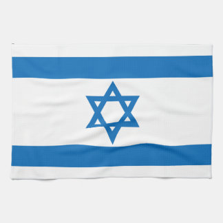 Bandera de Israel Toalla