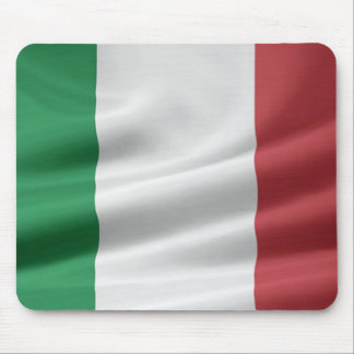 Bandera de Italia Alfombrilla De Raton