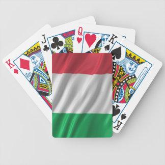 Bandera de Italia Barajas De Cartas