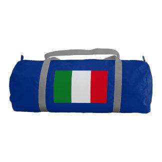 Bandera de Italia Bolsa De Deporte
