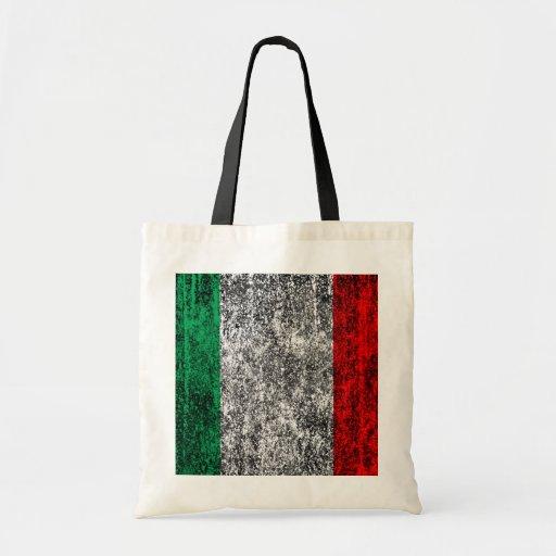 bandera de Italia Bolsa Tela Barata