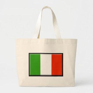 Bandera de Italia Bolsas De Mano