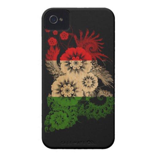 Bandera de Italia Carcasa Para iPhone 4