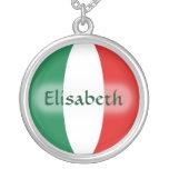 Bandera de Italia + Collar conocido
