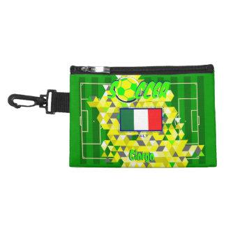 Bandera de Italia del equipo de fútbol