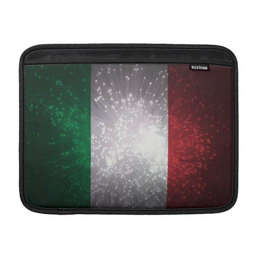 Bandera de Italia Funda Macbook Air