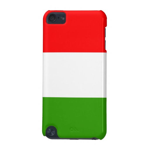 Bandera de Italia Funda Para iPod Touch 5G