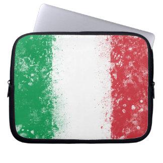 Bandera de Italia Fundas Computadoras