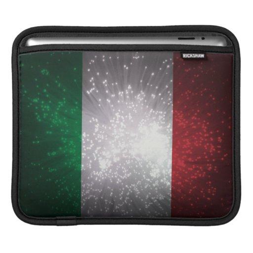 Bandera de Italia Fundas Para iPads