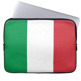 Bandera de Italia Fundas Portátiles