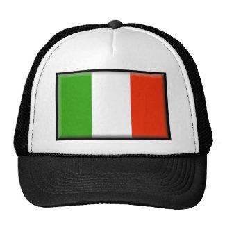 Bandera de Italia Gorras De Camionero