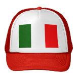 Bandera de Italia Gorra