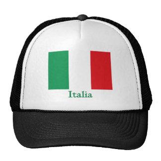Bandera de Italia Gorro De Camionero