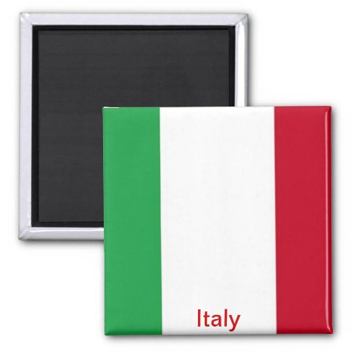 Bandera de Italia Iman