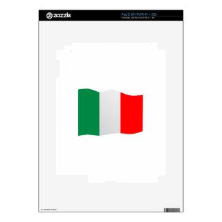 Bandera de Italia iPad 2 Skins