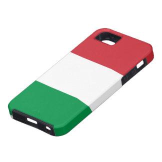 Bandera de Italia iPhone 5 Fundas