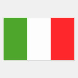 Bandera de Italia Pegatina