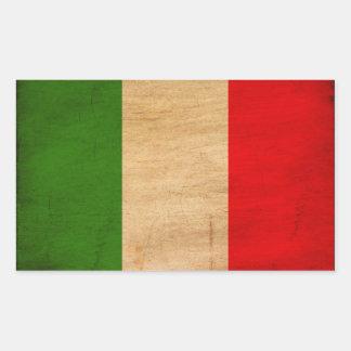 Bandera de Italia Pegatinas