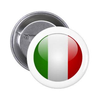 Bandera de Italia Pin