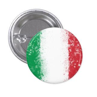 Bandera de Italia Pin Redondo De 1 Pulgada