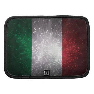 Bandera de Italia Organizador