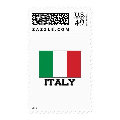 Bandera de Italia Sellos