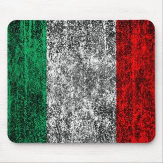 bandera de Italia Tapete De Ratones