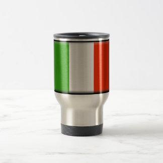 Bandera de Italia Tazas