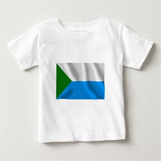Bandera de Jabárovsk Krai Camisetas