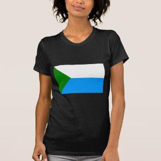 Bandera de Jabárovsk Krai Tee Shirt