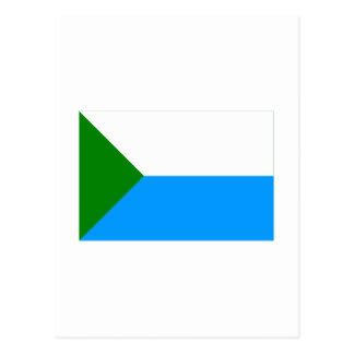 Bandera de Jabárovsk Krai Postal