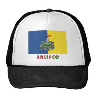 Bandera de Jalisco Gorras De Camionero