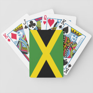 Bandera de Jamaica Baraja De Cartas