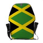 Bandera de Jamaica Bolsas De Mensajería
