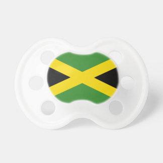 Bandera de Jamaica Chupetes De Bebé