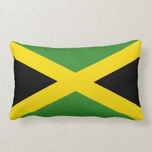 Bandera de Jamaica Cojin