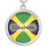 Bandera de Jamaica + Collar conocido