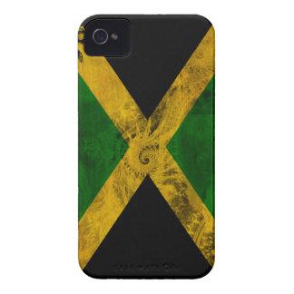 Bandera de Jamaica iPhone 4 Cobertura