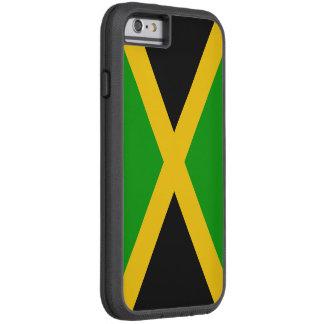 Bandera de Jamaica Funda De iPhone 6 Tough Xtreme