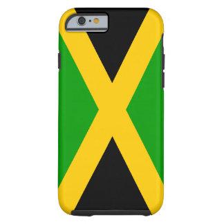 Bandera de Jamaica Funda De iPhone 6 Tough