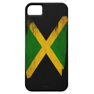 Bandera de Jamaica iPhone 5 Case-Mate Cobertura