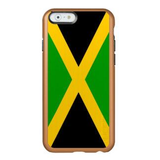 Bandera de Jamaica Funda Para iPhone 6 Plus Incipio Feather Shine