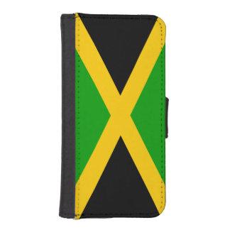 Bandera de Jamaica Carteras Para Teléfono
