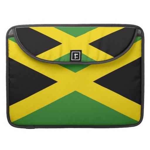 Bandera de Jamaica Fundas Macbook Pro