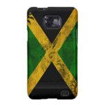Bandera de Jamaica Galaxy S2 Fundas