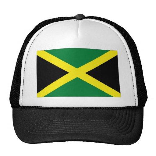 Bandera de Jamaica Gorras De Camionero